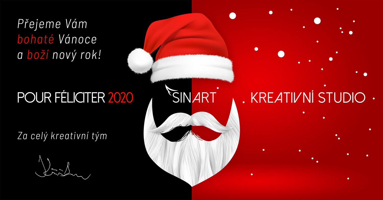 Pour féliciter 2020 - SinArt