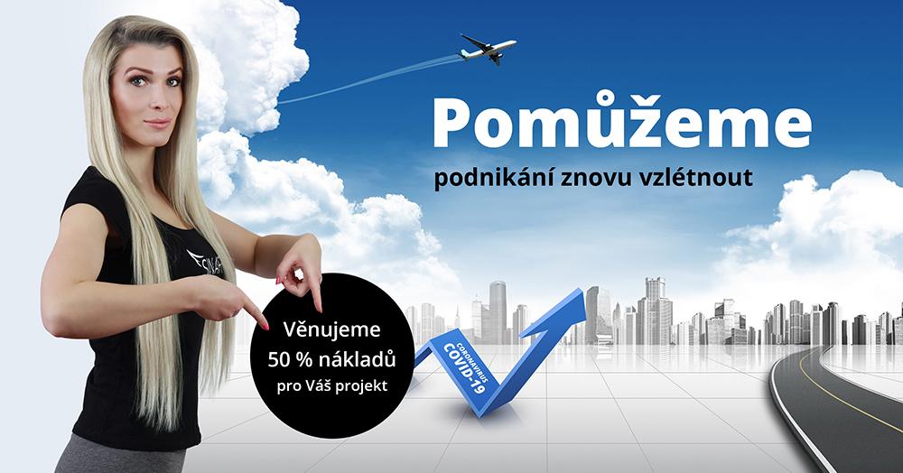 Pomůžeme firmám a OSVČ v podnikání, tak aby jejich byznys znovu vylétl tam, odkud spadl kvůli situaci s koronavirem.
